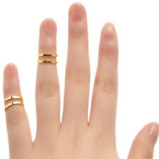 "100PCs Gold Plated Ring Round 13.5mm( 4/8"") Size 2.5"