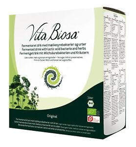 Vita Biosa Probiotic Kräuter 3 Liter Bag-in-Box