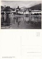 1960's LAKE COME MENAGGIO ITALY UNUSED REAL PHOTOGRAPH POSTCARD