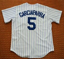 Chicago Cubs, MLB Baseball Jersey by Majestic, #5 Nomar Garciaparra, Large, Sewn
