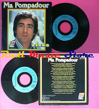 LP 45 7'' RINGO Ma pompadour Comme un fou 1978 france FORMULE 1 no cd mc dvd