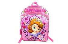 SFK Disney Sofia The First Pink Backpack