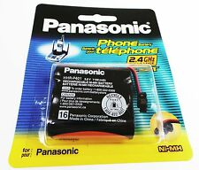 Panasonic HHR-P401 16 Ni-MH CORDLESS PHONE BATTERY 2.4 GHz 3.6V/1H 1150 mAh SST