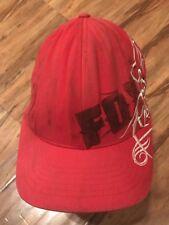 ff80010c516d9 Red Fox Racing Co. Motocross MX FlexFit Small Medium Hat Motorcycle  Baseball Cap