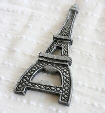 New EIFFEL TOWER Bottle Opener VINTAGE STYLE Cast Iron Finish French Paris Gift