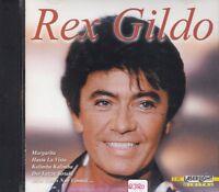REX GILDO + CD + Der letzte Sirtaki + Starkes Best of - Album mit 14 tollen Hits