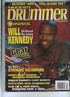 Modern Drummer Dec 2000 Will Kennedy Kid Rock