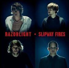 Razorlight - Slipway Fires: 2008 Vertigo S/E CD Album (Indie Rock)
