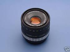 Pentacon Prakticar 50/2.4 Pancake Lens for Panasonic Olympus Micro 4/3 Camera