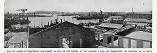 83 TOULON BASSIN DE CASTIGNNEAU ATELIERS A BOIS SEYNE IMAGE 1948