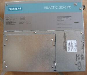 SIMATIC Industrie PC SIMATIC IPC627C 6ES7647-6CG36-1AB0 mit Software Bundle