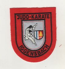 Patches Patches Youth Karate Iggensbach Bavaria