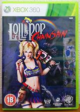 Xbox 360 Game - Lollipop Chainsaw