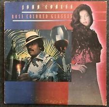 "JOHN CONLEE - ROSE COLORED GLASSES - LP 1978 12"" Vinyl"