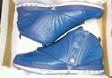 Air Jordan 16 Retro Trophy Room 854255-416 French Blue/French Blue Men's Size 12