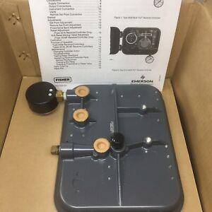 NEW Fisher FS2506-1 Multi-Trol 2506 Series Receiver Controller Gauge