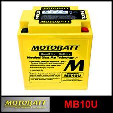 BATERÍA [MOTOBATT] MB10U = YB10LB/YB10LA2 (12 V 14,5 SELLADO EN HABILITADO