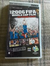 FIFA 2006 World Cup ⚽️ Film PSP UMD PlayStation Video Game UK Release