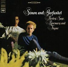 Parsley, Sage, Rosemary & Thyme - Simon & Garfunkel (Album) [CD]