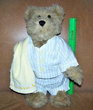 Ashton Drake Teddy Bear Etta Foran & Pat Joho Pajama Vtg 1996