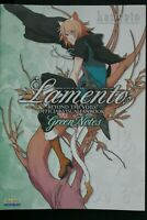 """JAPAN Lamento -BEYOND THE VOID- Official Visual Fan Book """"GREEN NOTES"""""""