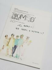 SHINEE Autographed Signed 5ALL Members Jonghyeon Album Original Limited Promo
