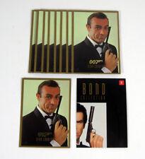 Lot of (10) 1996 Inkworks James Bond Connoisseur's Coll Vol 2 Promo Card (SD2)