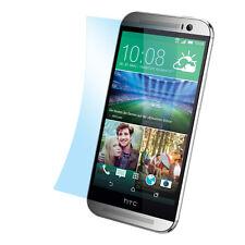 9 x opaco pellicola protettiva HTC ONE M8 Anti Reflex DISPLAY SCREEN PROTECTOR