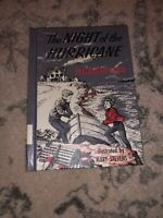 VTG 1964 First Cadmus Edition The Night Of The Hurricane By Elizabeth Ladd MINT!