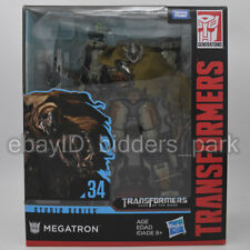 Transformers MEGATRON Deluxe Class Studio Series 34 Action Figure Toys in stock