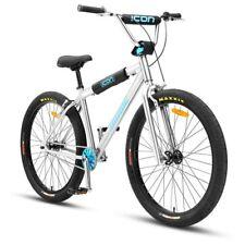 """XDS Icon Biggie 26"""" Heavy Duty BMX Stainless Bike"""