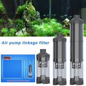 Mini 5 In 1 Aquarium Filter Submersible Oxygen Internal Fish Tank Air Water Pump