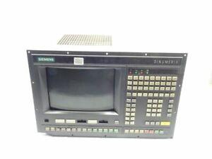 Siemens 6FC3988-7FB20 Sinumerik TFT LCD Affichage 6FC3 988-7FB20 Défecteux