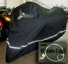 Harley Heritage Softail Motorcycle Cover w/Eagle logo.Indoor Outdoor Protect.New