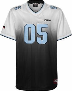 FUBU Corporate Gradient Football Jersey T-Shirt