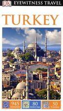 DK Eyewitness Travel Guide: Turkey (Eyewitness Travel Guides),DK
