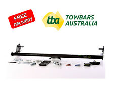 AU BA BF FG FALCON SEDAN WAGON UTE STANDARD TOWBAR INCLUDING WIRING KIT