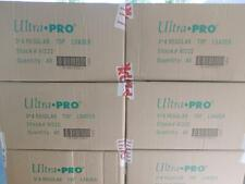 1000 ULTRA PRO 3X4 REGULAR TOPLOADERS SEALED CASE SPORTS CARDS SUPPLIES