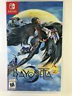 Bayonetta 2 - Nintendo Switch (Does not include Bayonetta 1 code)  FREE SHIPPING