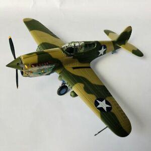 "Franklin Mint 1:48 Curtiss P-40 Warhawk USAAF 9FS 49 Fg Texas Longhorn "" B11B622"