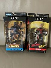 marvel legends black panther mbaku With Ant Man Cull Obsidian