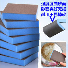 Fashionable Nanometer Diamond Sand Sponge Descaling Clean Magic Brush High Sales