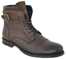 MUSTANG Herren Schnür-Boots Stiefel 4890-505-32