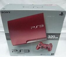 PlayStation 3 PS3 Console 320GB Scarlet Red Japan *GOOD CONDITION - 100% BOXED*