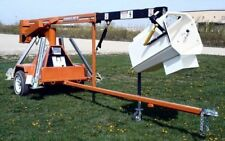 New Champ Unilift 538 Towable Boom Lift Boomlift Man Lift  Made in USA
