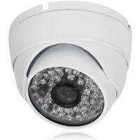 1300TVL HD Dome Home Outdoor CCTV Security Camera 3.6mm Lens IR Night Vision UK