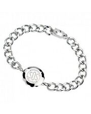New 235501 Gents SOS Talisman Bracelet Stainless Steel Medical ID Alert Allergy