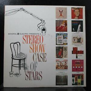Various - Stereo Showcase Of Stars LP VG+ Columbia XSV 82009 USA 1961