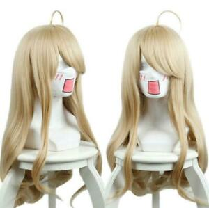Akamatsu Kaede Wig Game Danganronpa V3: Killing Harmony Hair BlondeWig
