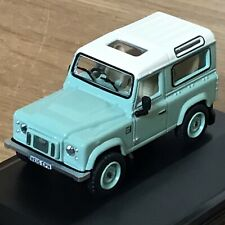 OXFORD DIECAST 1/76 SCALE. 76LRDF007HE LAND ROVER DEFENDER   NEW, BOXED